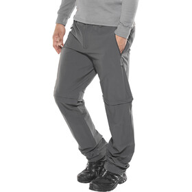 Schöffel Koper Zipp Off Pants Men charcoal